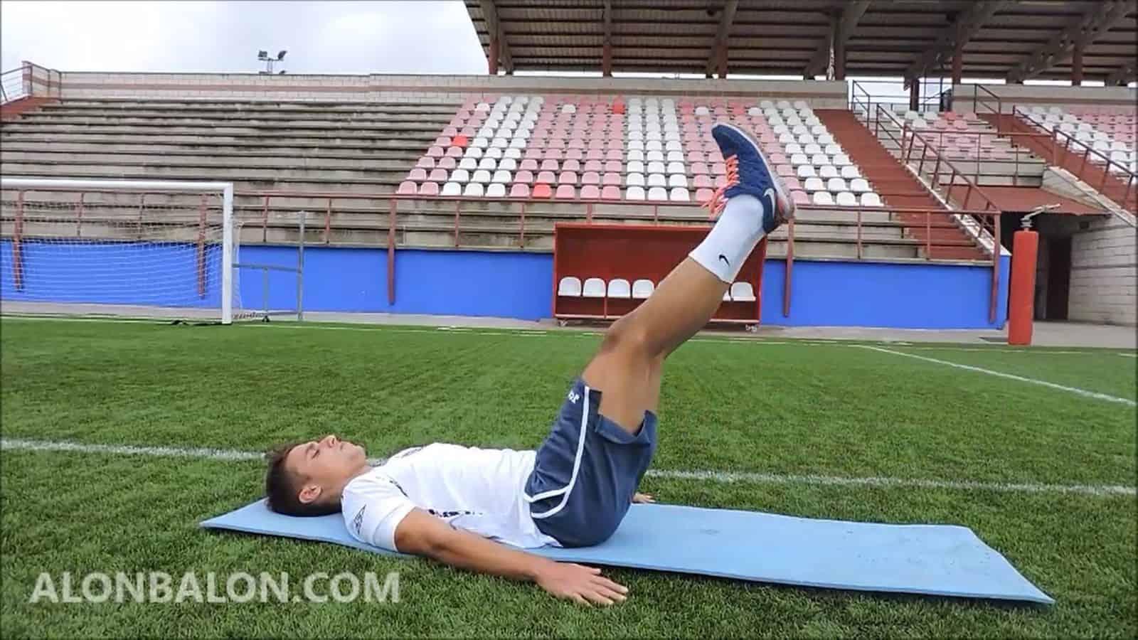 Descenso bilateral de piernas